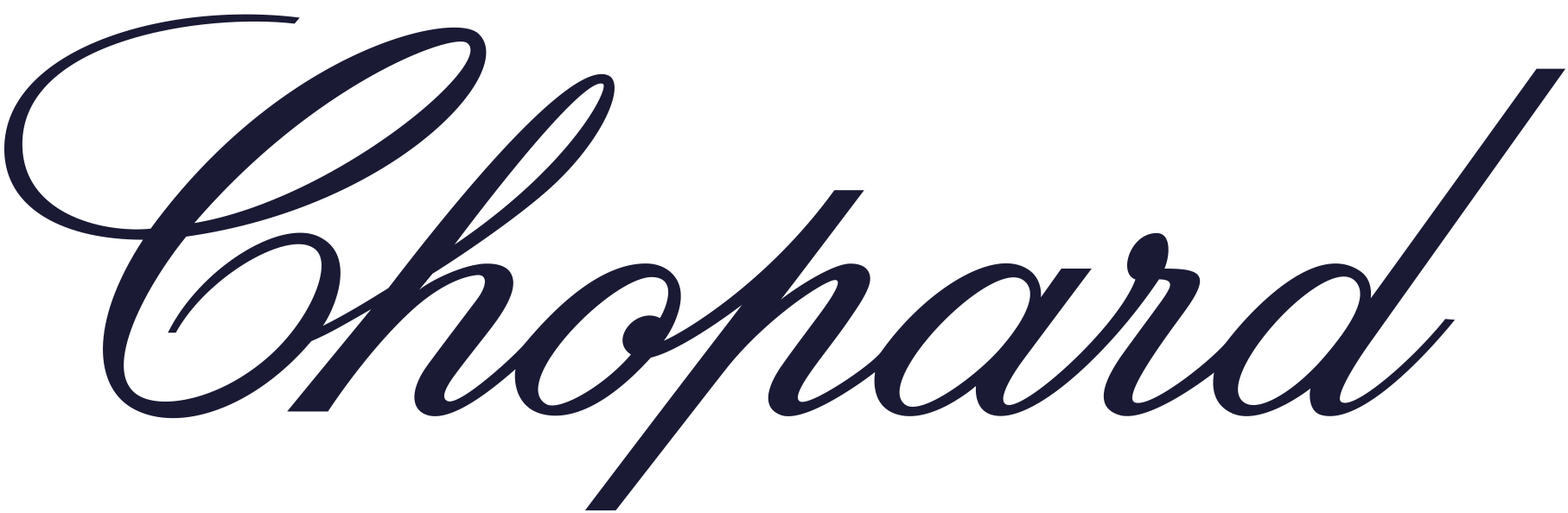 logo chopard big